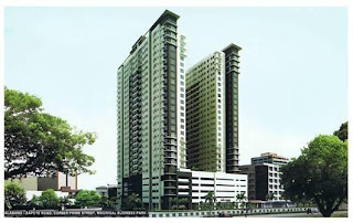 Avida Towers Alabang Perspective