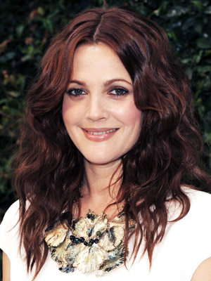 Drew Barrymore Hairstyle 1