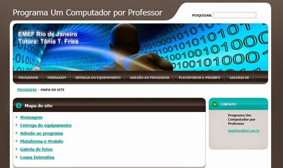 Programa Um Computador por Professor