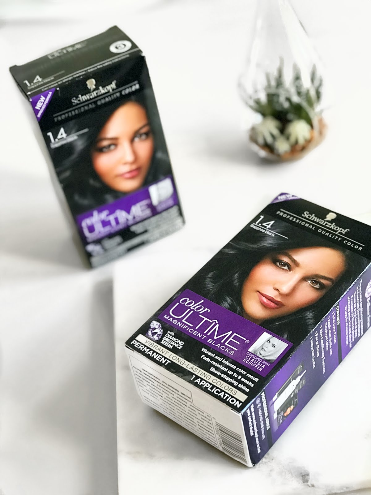 easy hair coloring at home with schwarzkopf color ultime vivi