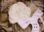 Mªdel Carmen nos deja una rosa blanca