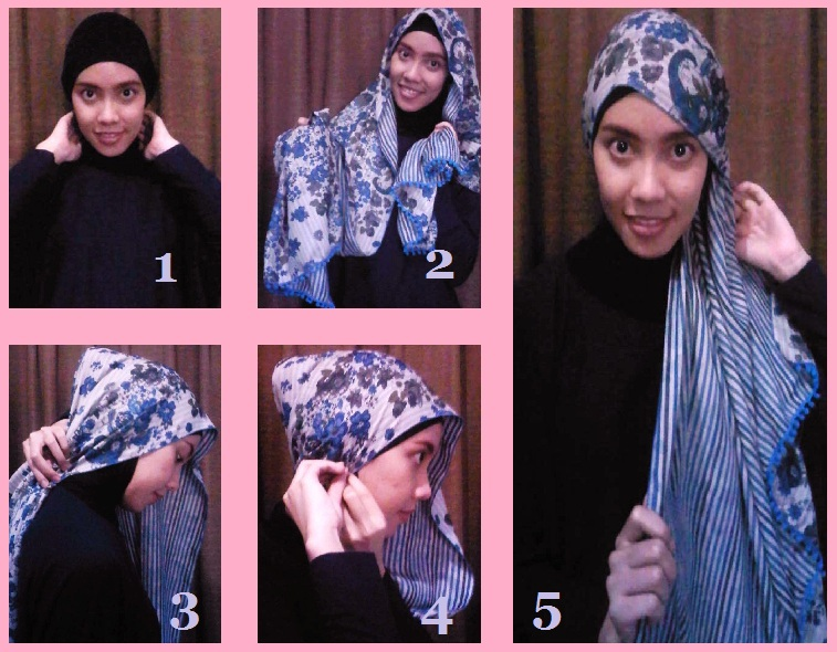 Cara Pakai Jilbab Ala Zaskia Adya Mecca Hijabers