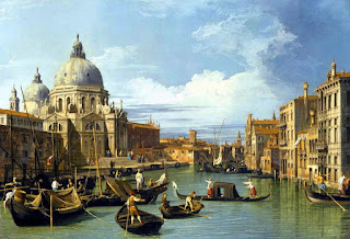 Cuadros de Paisajes Antiguos Venecianos