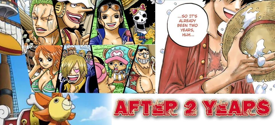 One Piece After 2 Years