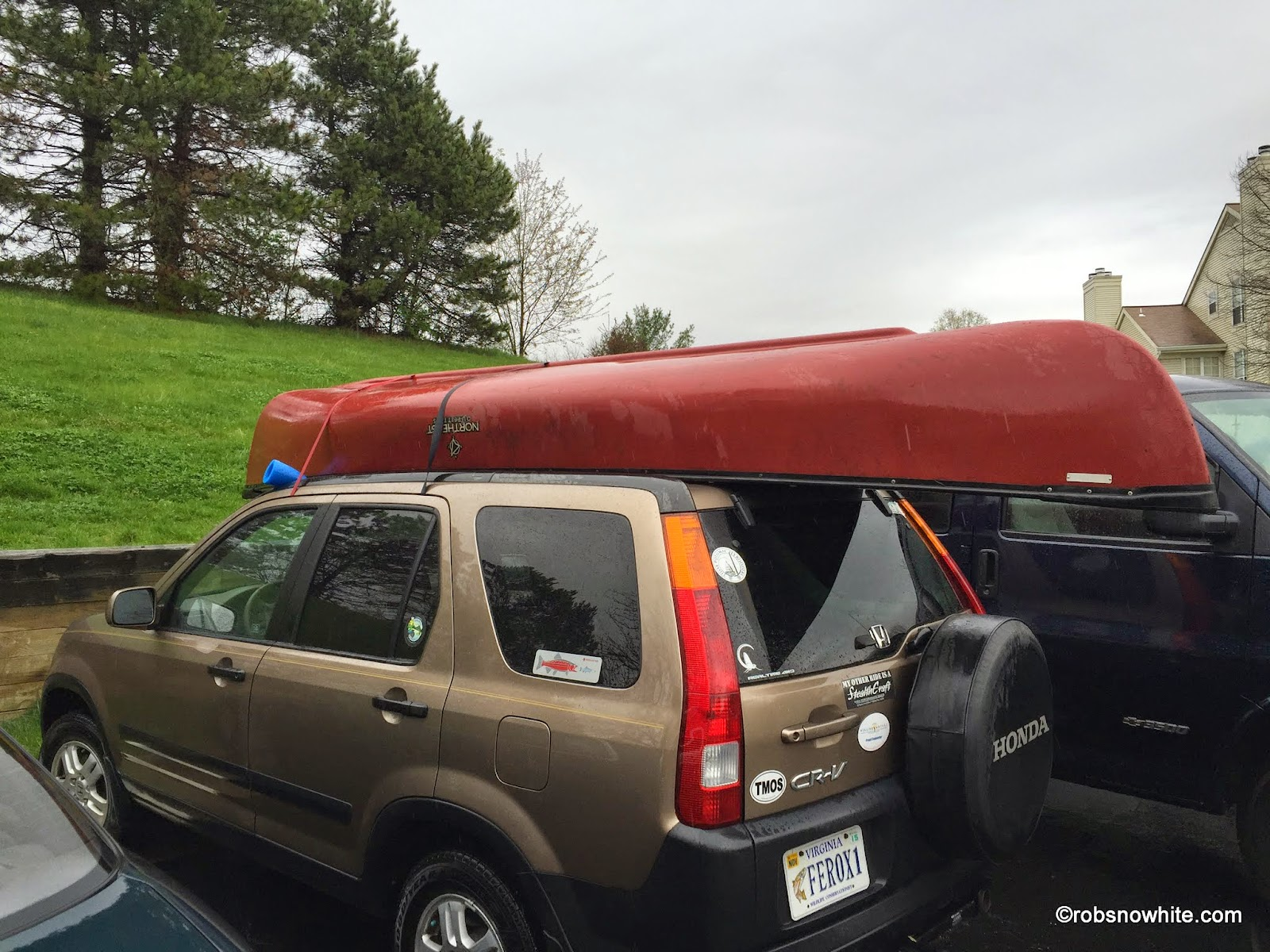 So I Have This Beater Canoe. I Want To Have It On Hand To Guide For  Snakehads This Summer In Some Hard To Reach Spots.