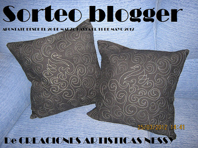 SORTEO EN CREACIONES ARTISTICAS NESSY