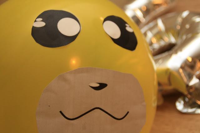 ballon pikachu