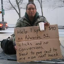 online begging