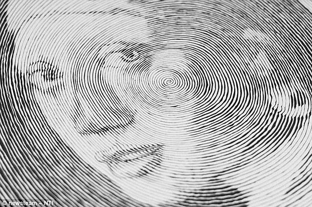 La Gioconda en espiral