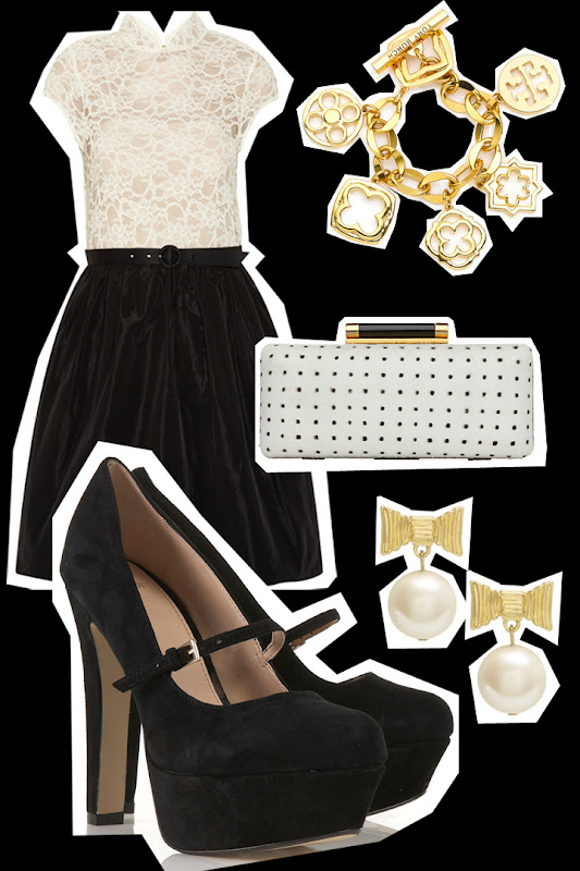 Get the Look Monochrome