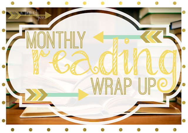 Reading Wrap Up July 2015