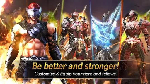 Iron Knights Apk Data Android