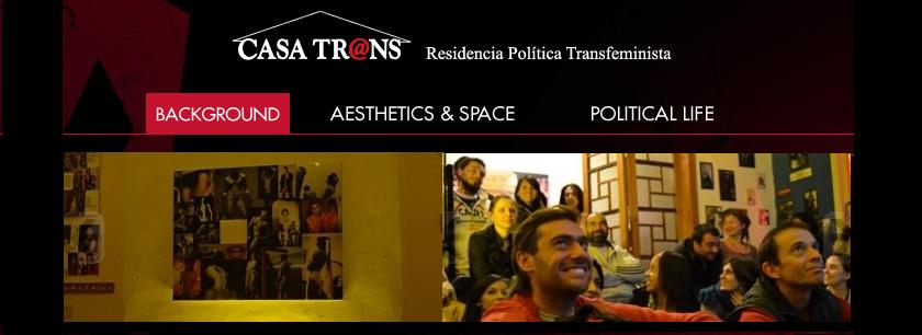 La Vida en la Casa Trans: Eventos y Noticias