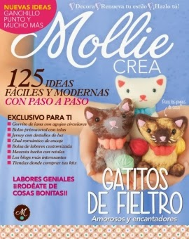 Revista Mollie Crea