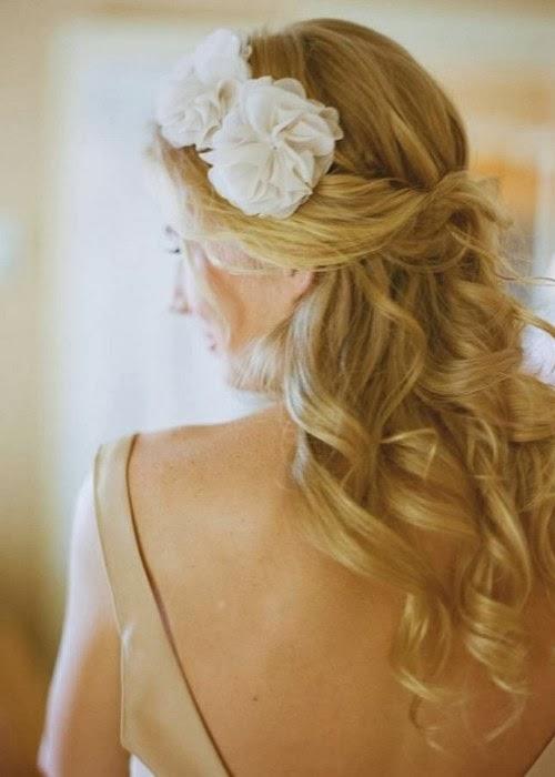 Wedding Hairstyles Long Hair Down