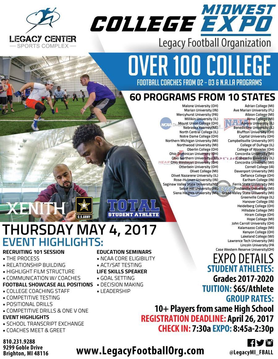 College Football Expo