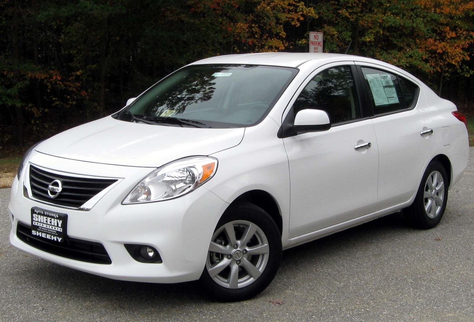 Most Wanted Cars: Nissan Versa 2013