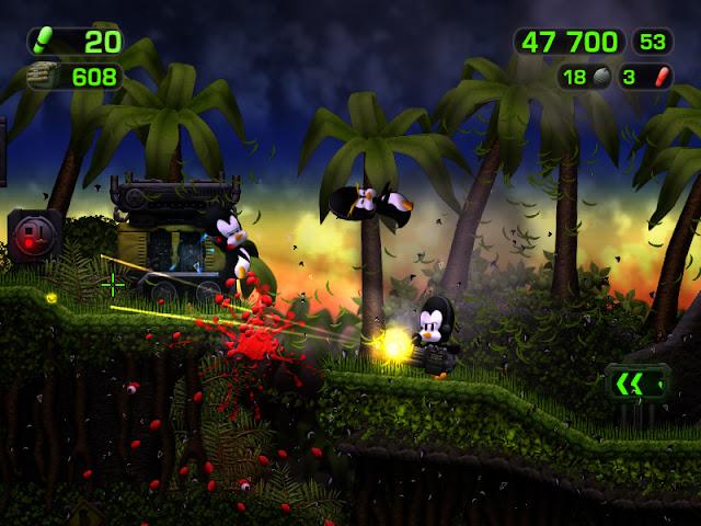 لعبة قتال البطاريق Tagap 2