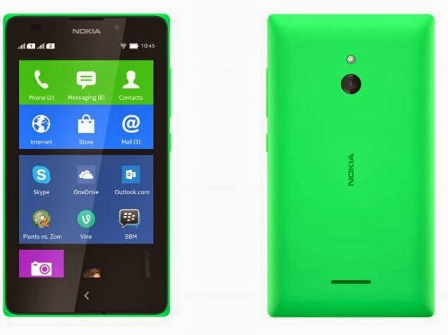 harga Nokia XL