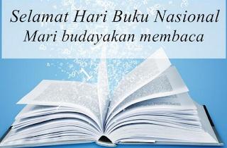 Hari buku Nasiaonal Dan Sejarah