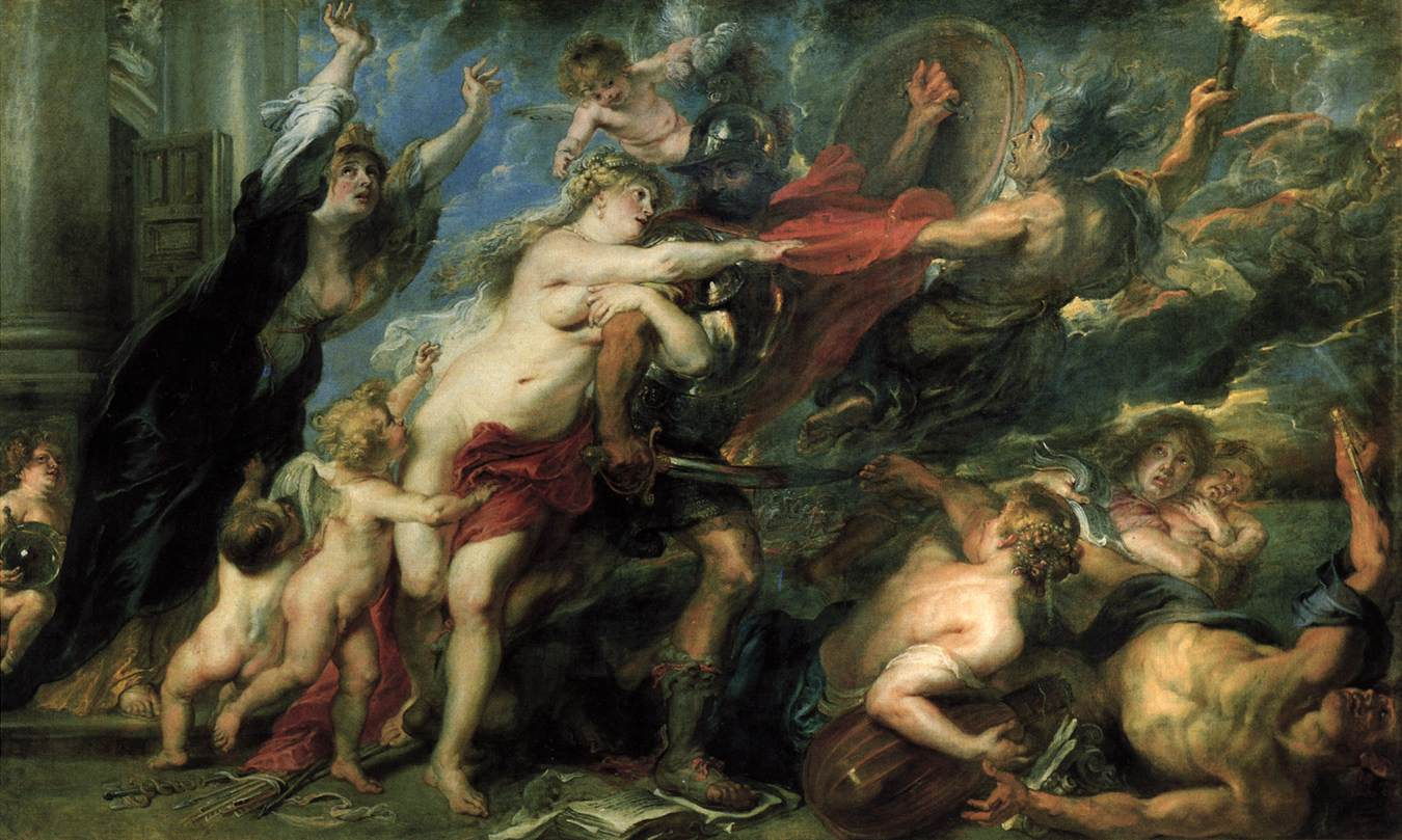rubens massacre of the innocents essay
