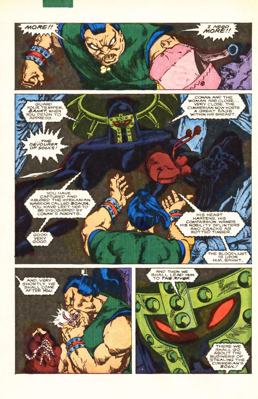 Conan the Barbarian (1970) Issue #198 #210 - English 5