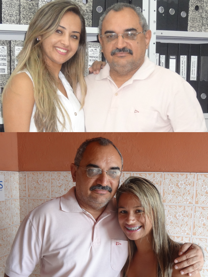 Pedrina Sampaio e Dayanna Ferreira - Amo pra valer!