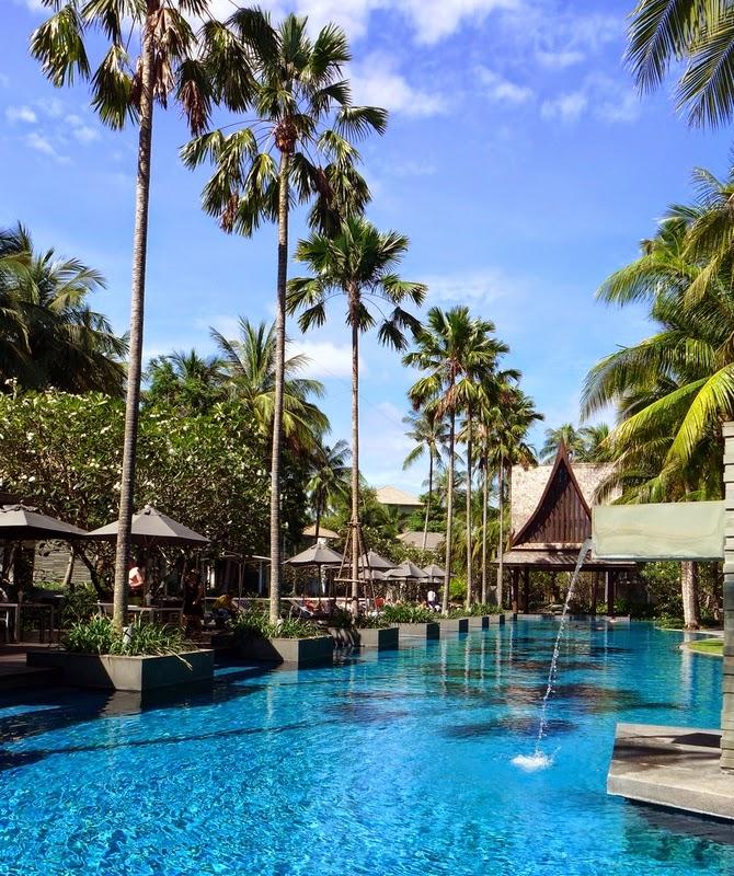 Twinpalms Phuket, Thailand