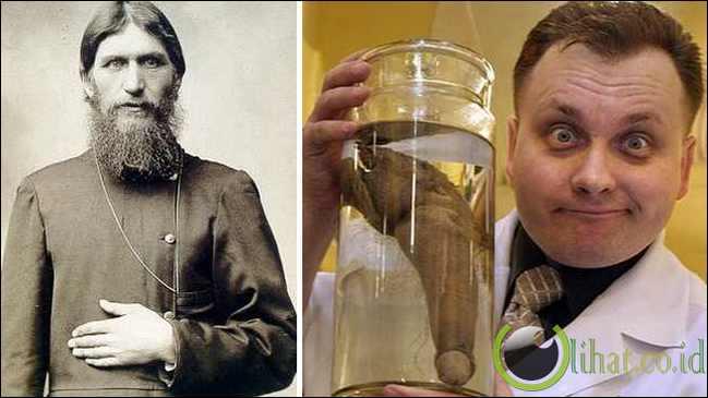 'Burung' Rasputin