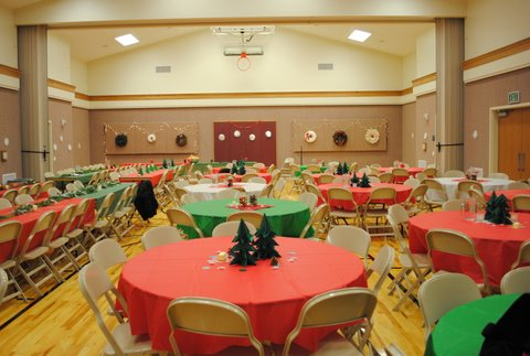 Christmas Party Decorations on Homebodies  Origami Tree Tutorial And Christmas Party Decorations
