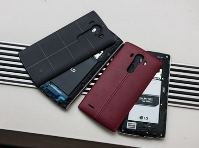 Perbandingan LG V10 vs. LG G4