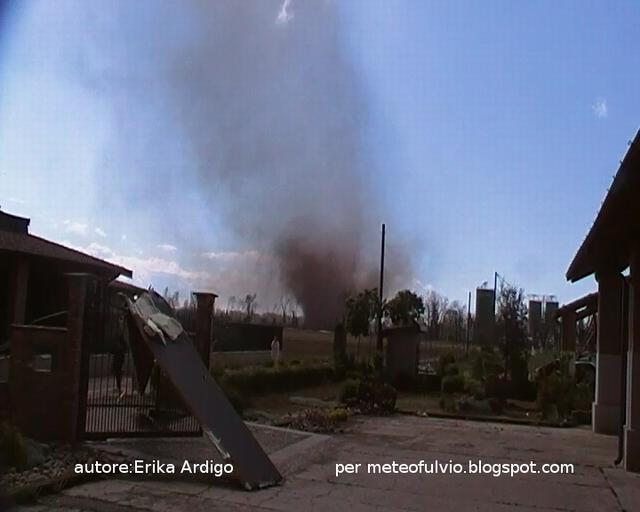 Tornado a Fontanella