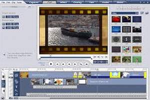 Ulead Video Studio Video Editing Software-1