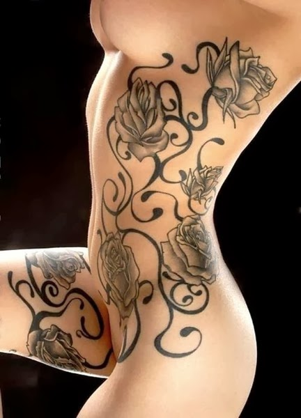 The Best Women Tattoos (Gallery 2)