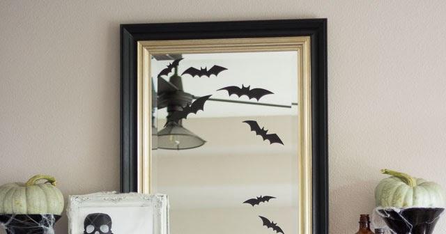 Martha Stewart Halloween Mantel And Giveaway Design Improvised