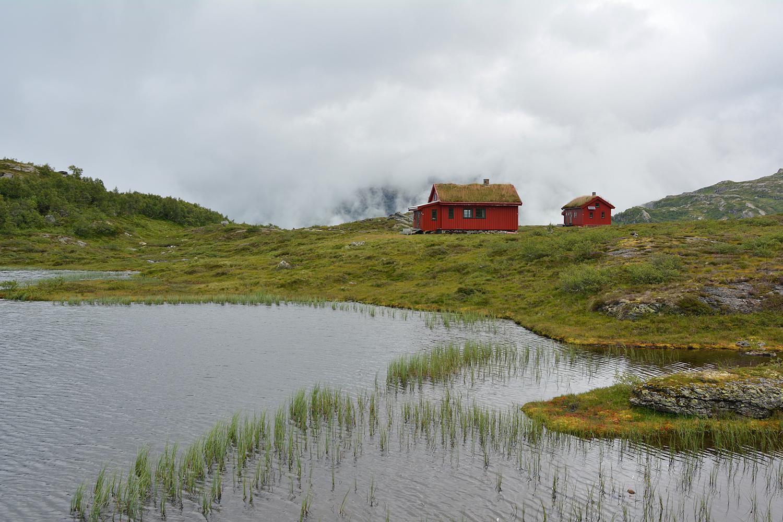 Åkrafjordfjellene 2014