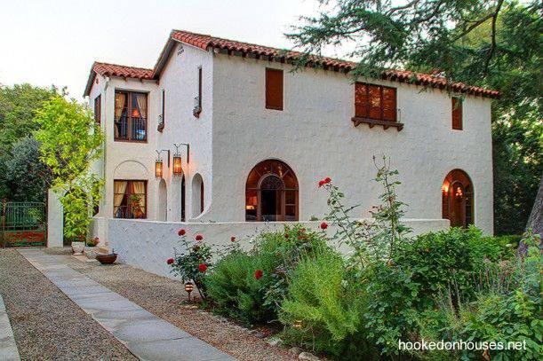 Arquitectura de casas fachada moderna estilo colonial - Casas tipo colonial ...