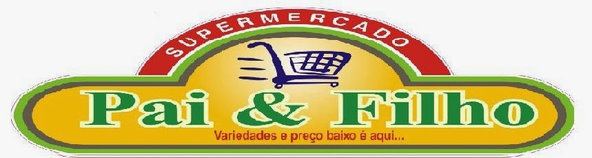 Supermercado Pai & Filho no centro de Conde e em Jacumã
