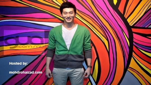 Kim Jin Sung Berlakon Autumn Di Hatiku Drama Malaysia