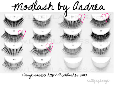 Modlash Strip Lashes by Andrea (Where to Buy)