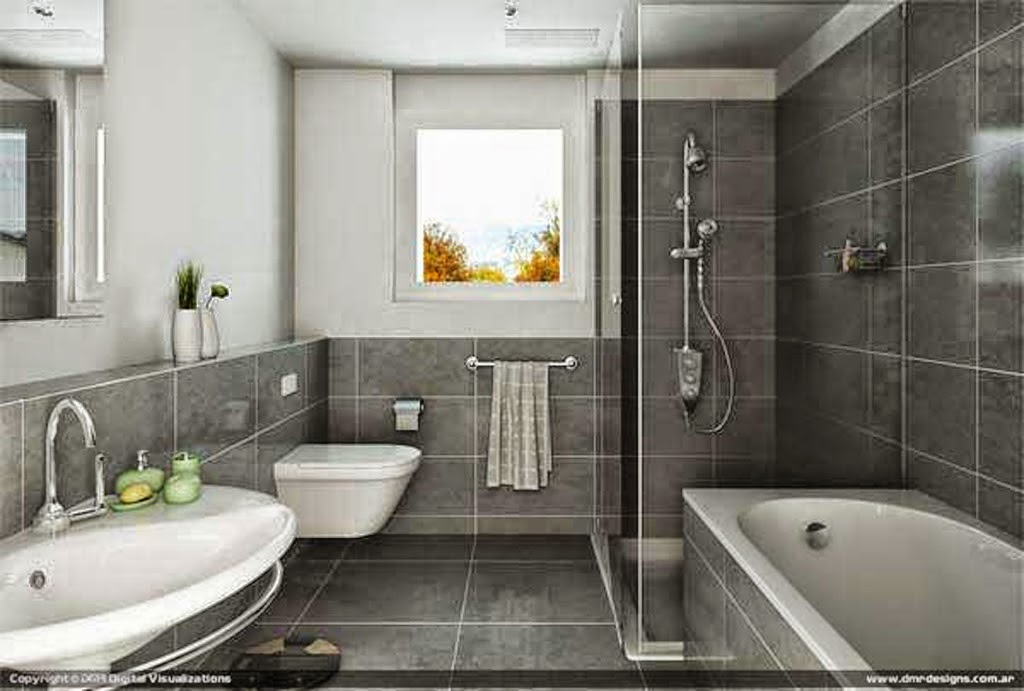Trendy Bathroom Design Ideas