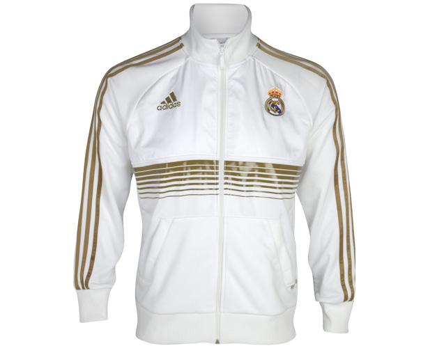 Chaqueta Pre Partido Real Madrid 2011 2012