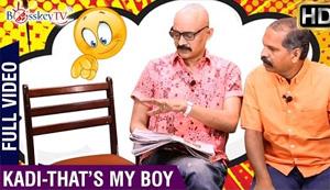 That's My Boy | Kadi | Full Video | Bosskey TV