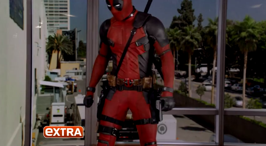 Filmquisition: Extra, Extra!: Deadpool Movie to be Rated R