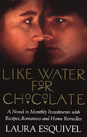 Like Water for Chocolate book cover by Laura Esquivel