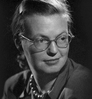 Shirley Jackson author photo