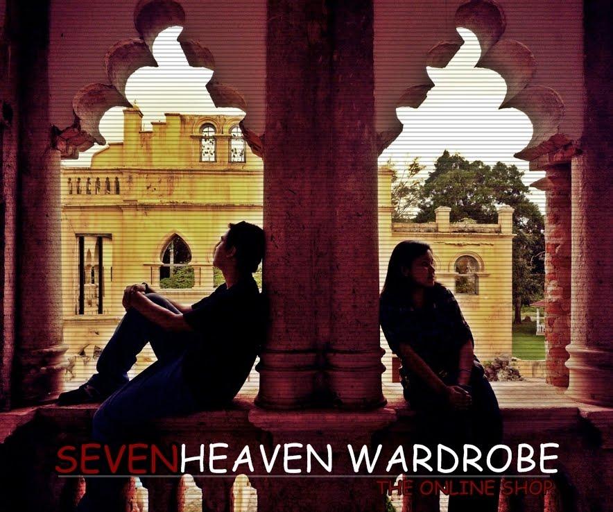 seven heaven wardrobe