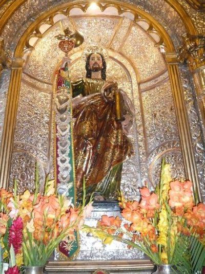 Quien es san judas tadeo san judas tadeo es uno de los santos m 225 s