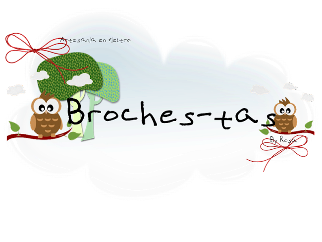 BROCHES-TAS