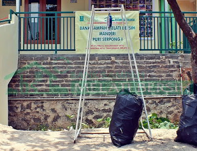 Launching Bank Sampah